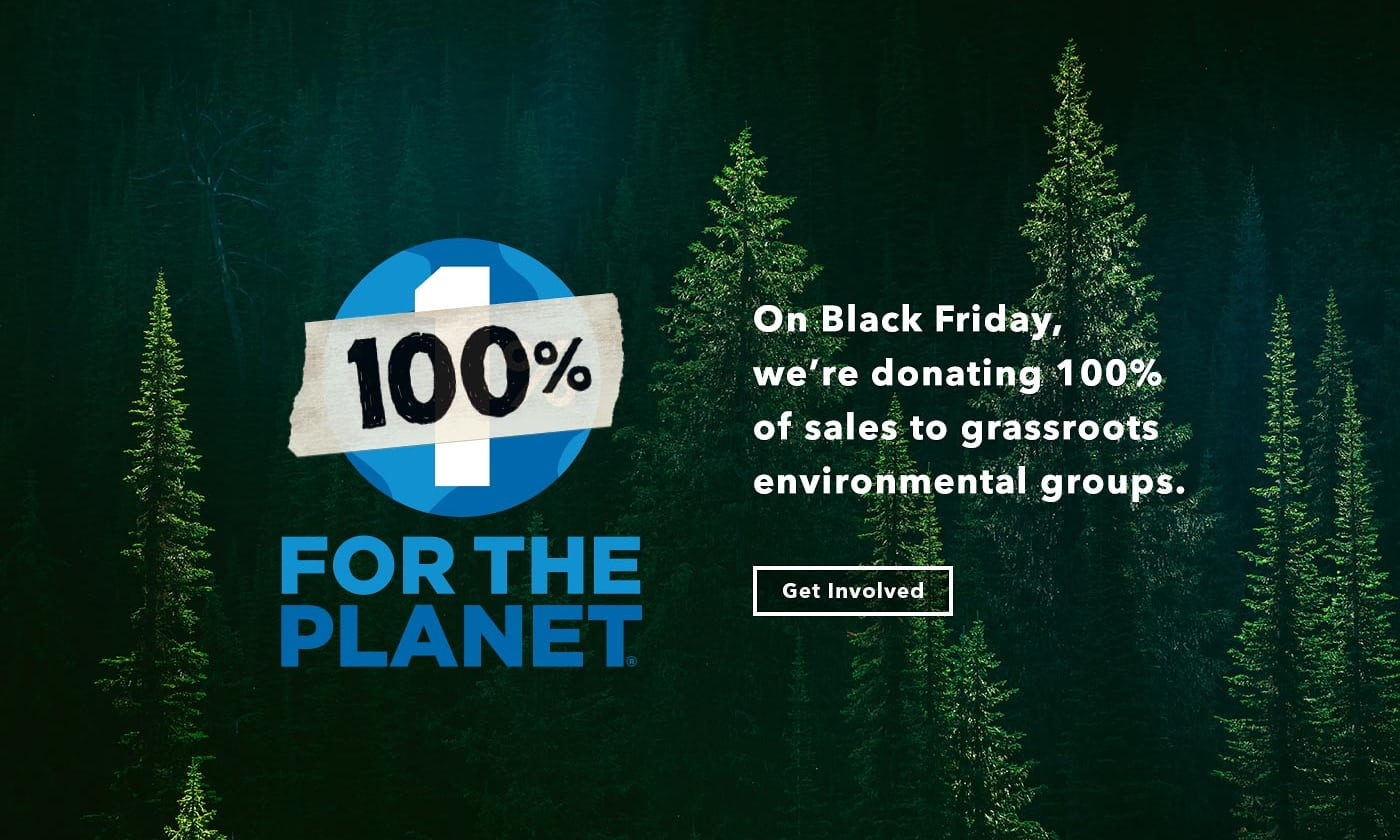 Patagonia donating 100% of Black Friday sales in 2017 to charity