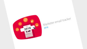 DMA Marketer Email Tracker 2018