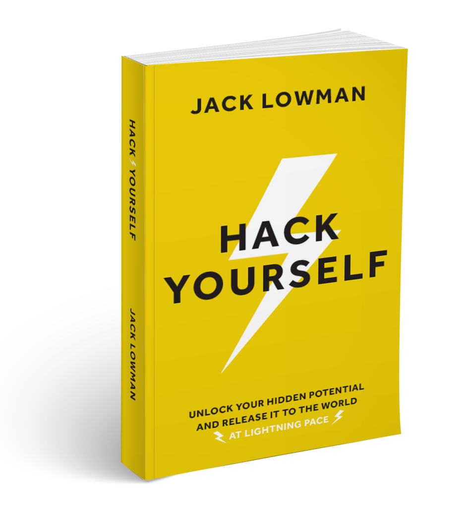 Hack Yourself Now Book